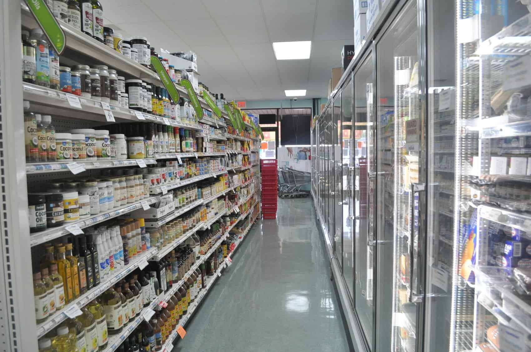 Organic & Natural Grocery 02