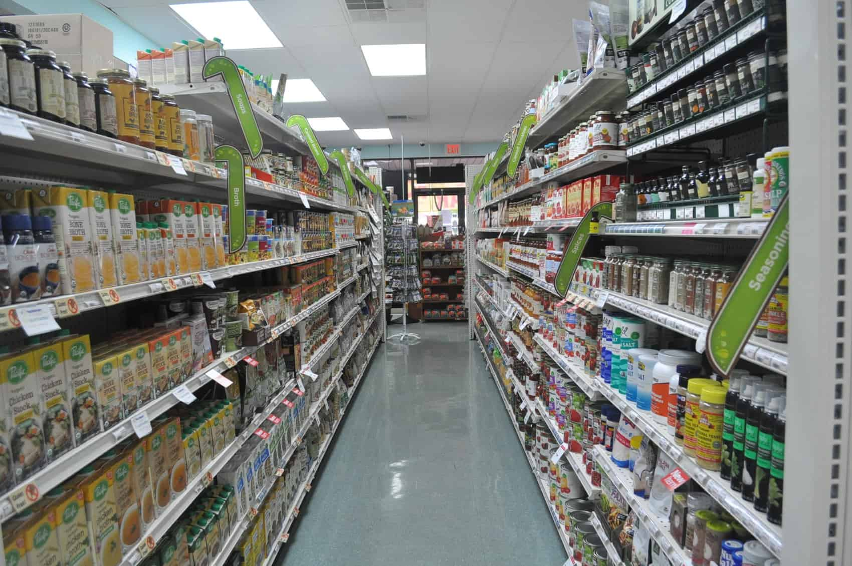 Organic & Natural Grocery 03