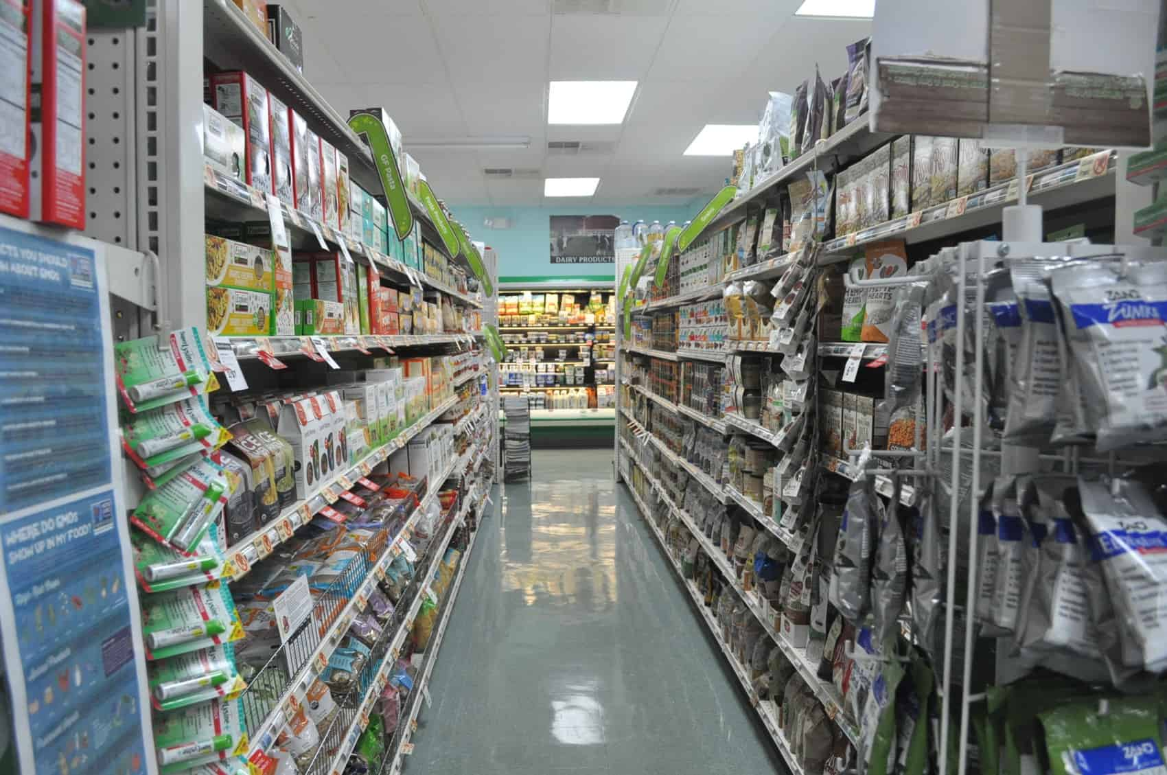 Organic & Natural Grocery 05