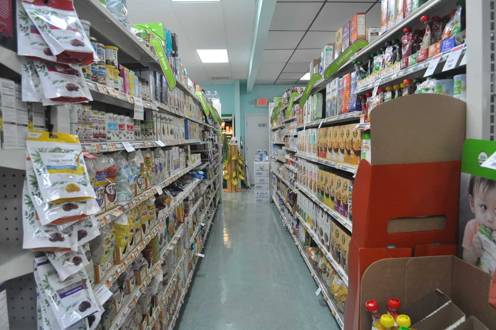 Organic & Natural Grocery 10