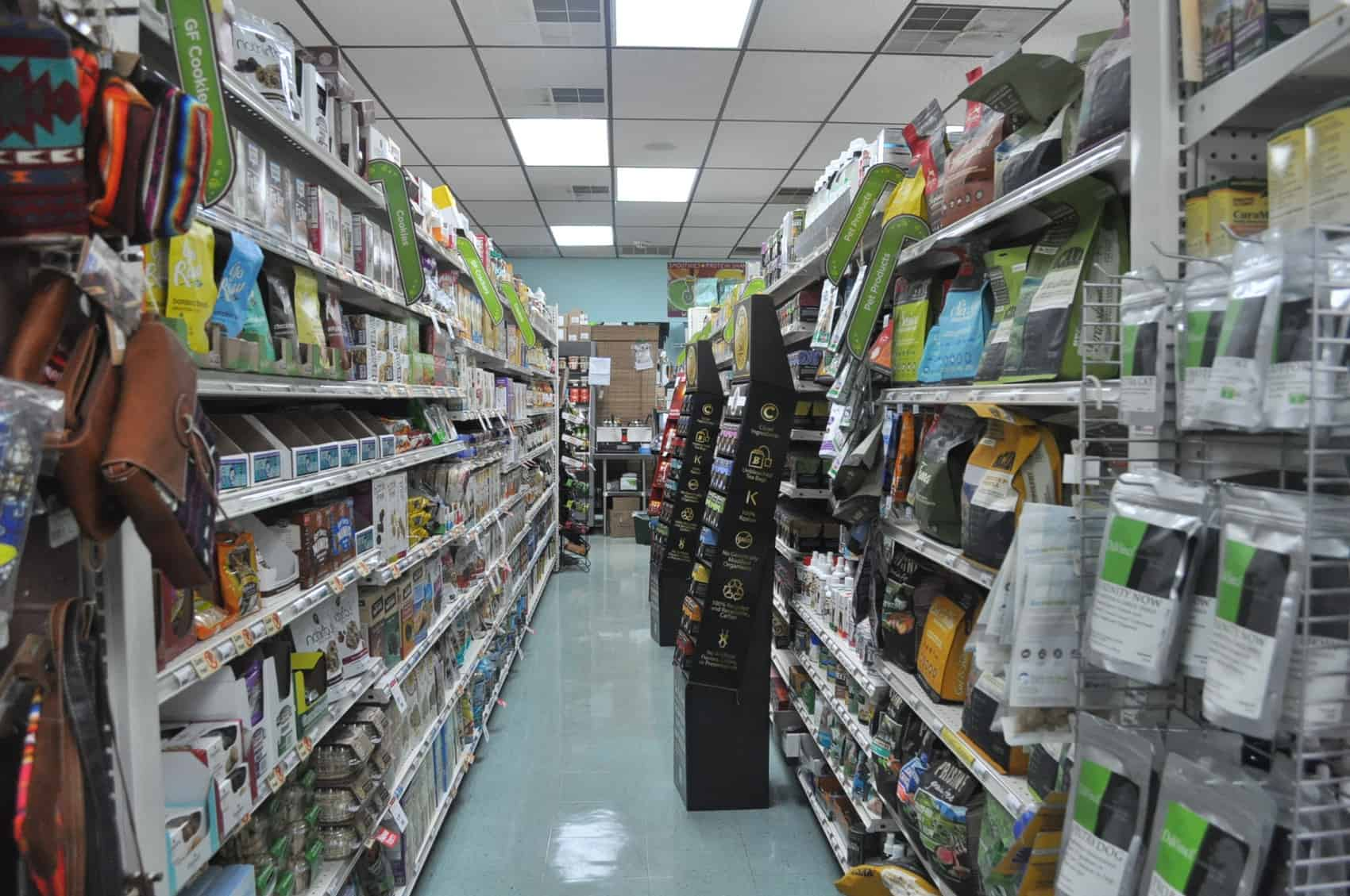 Organic & Natural Grocery 14